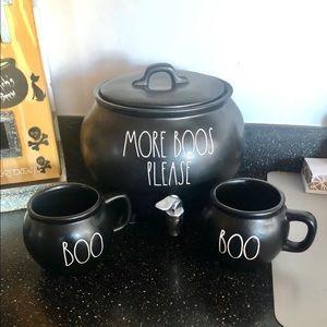 Rae Dunn cauldron